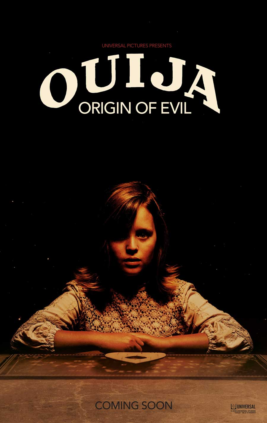 Poster for Ouija: Origin of Evil
