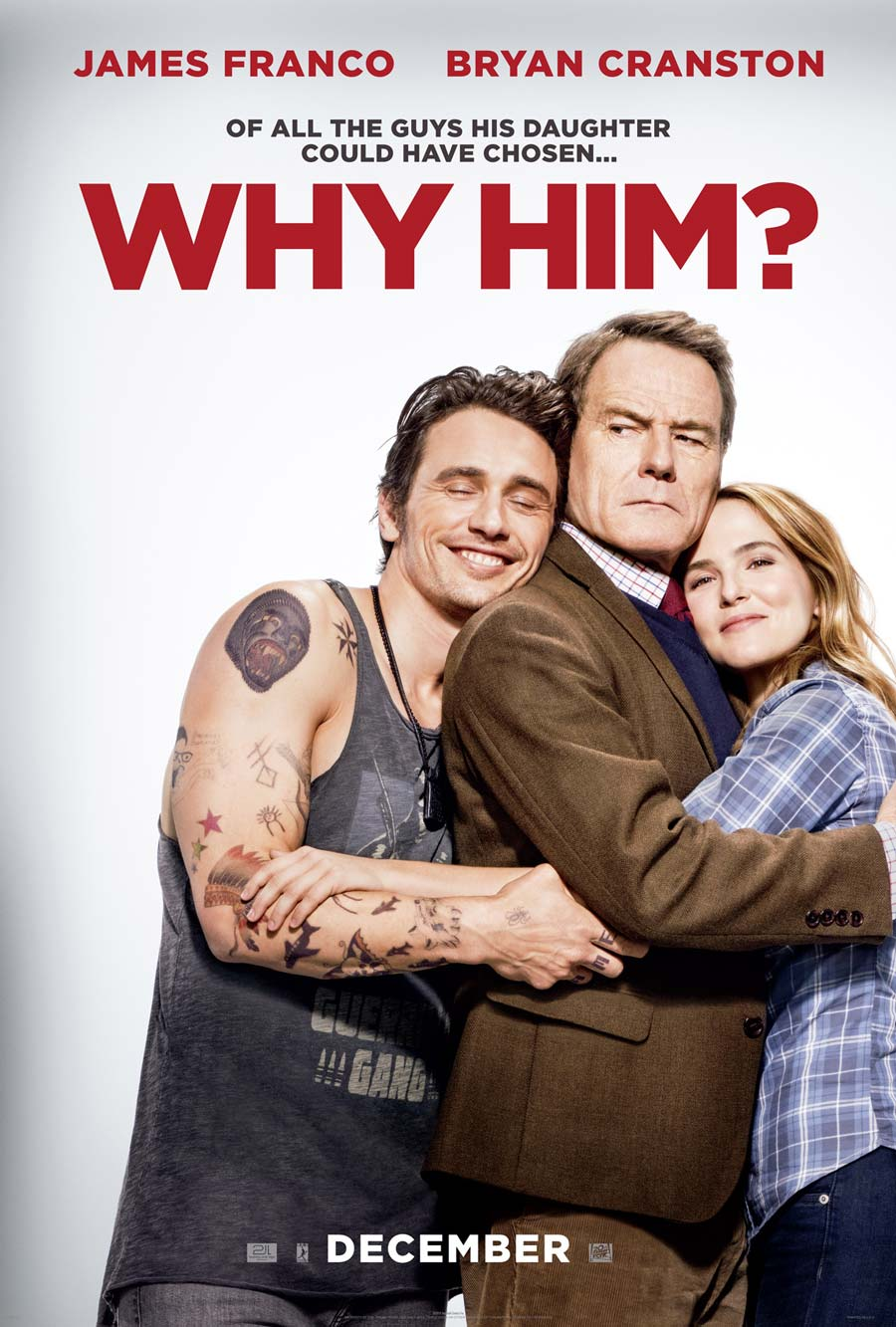 Poster for Why Him?