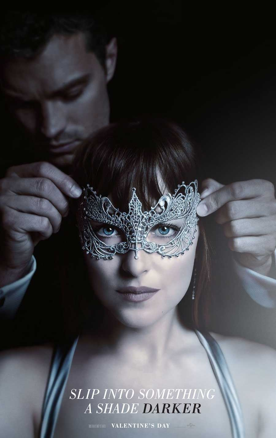 Poster for Fifty Shades Darker