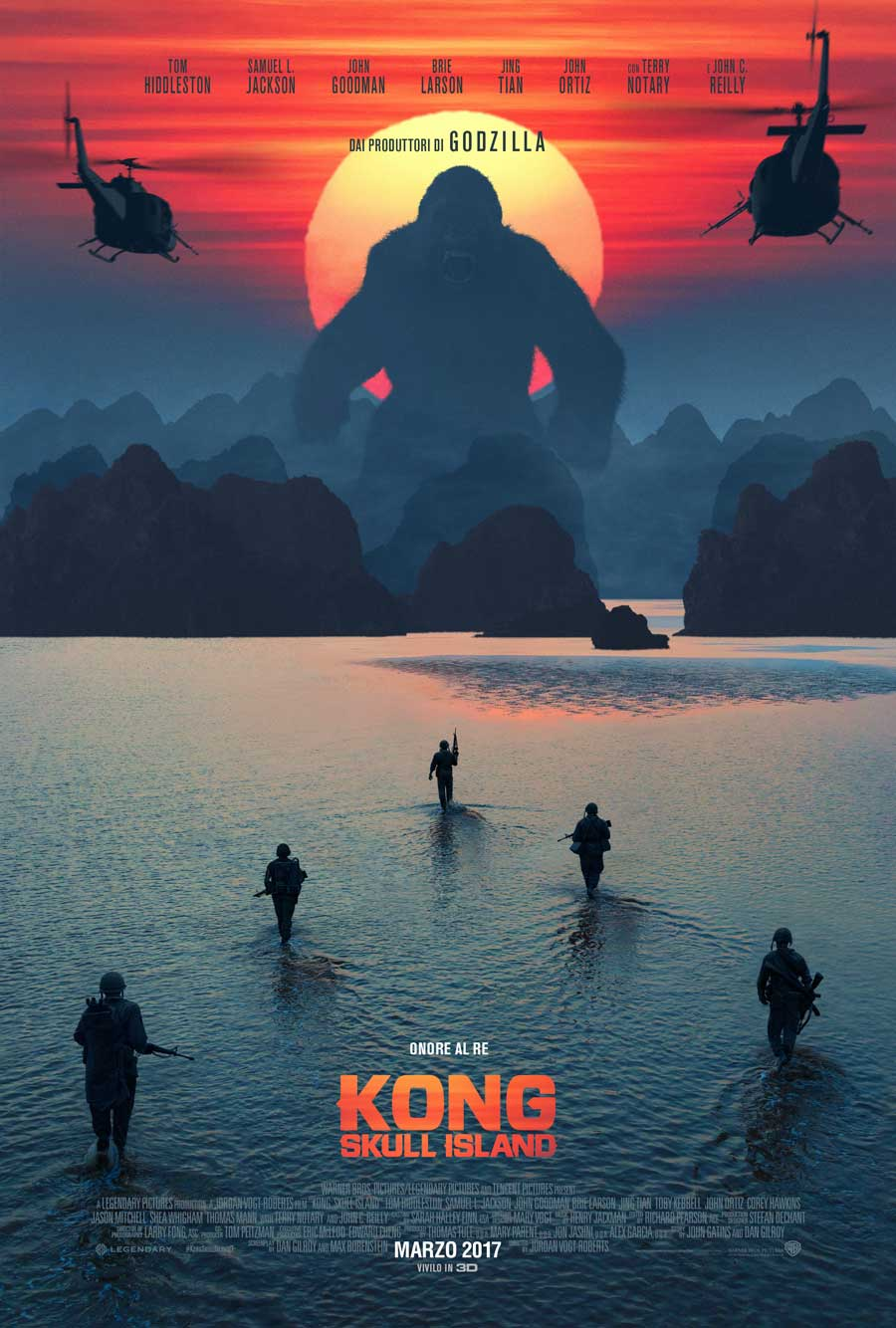Poster for Kong