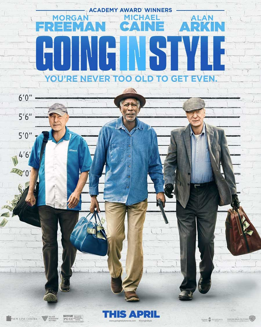 Poster for Going in Style