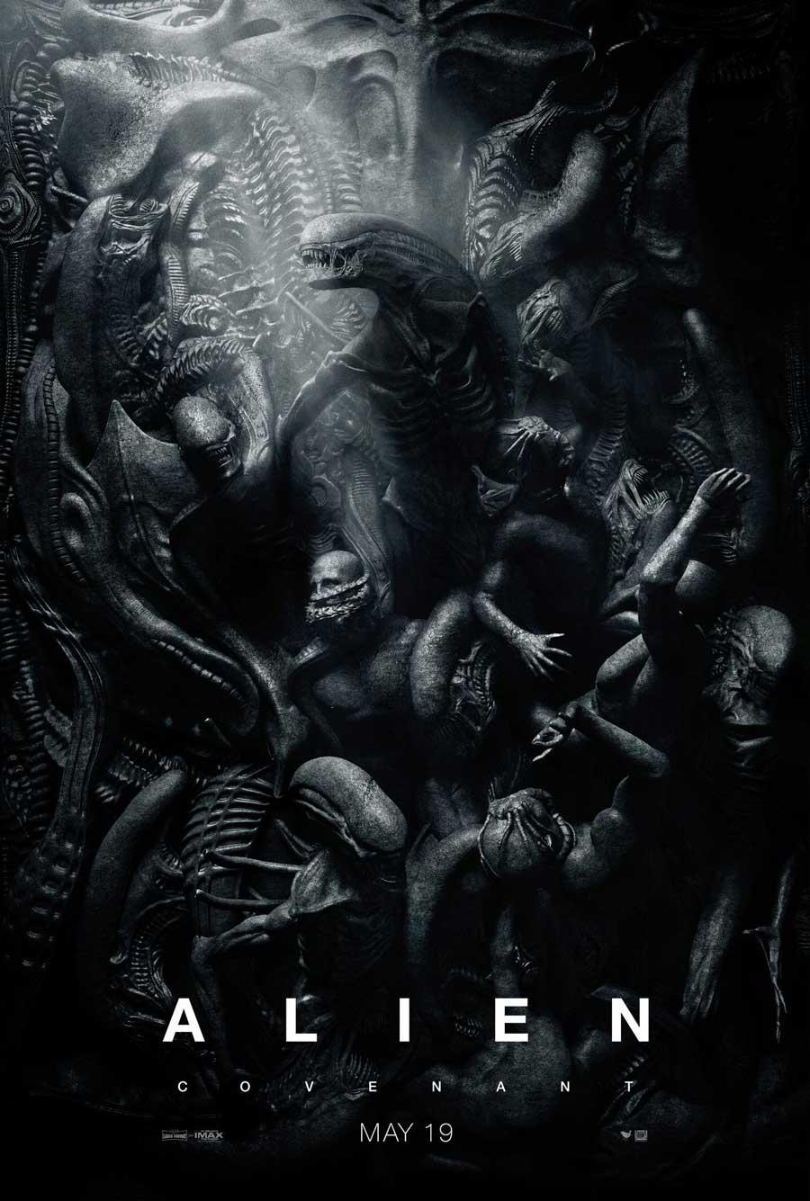 Poster for Alien: Covenant