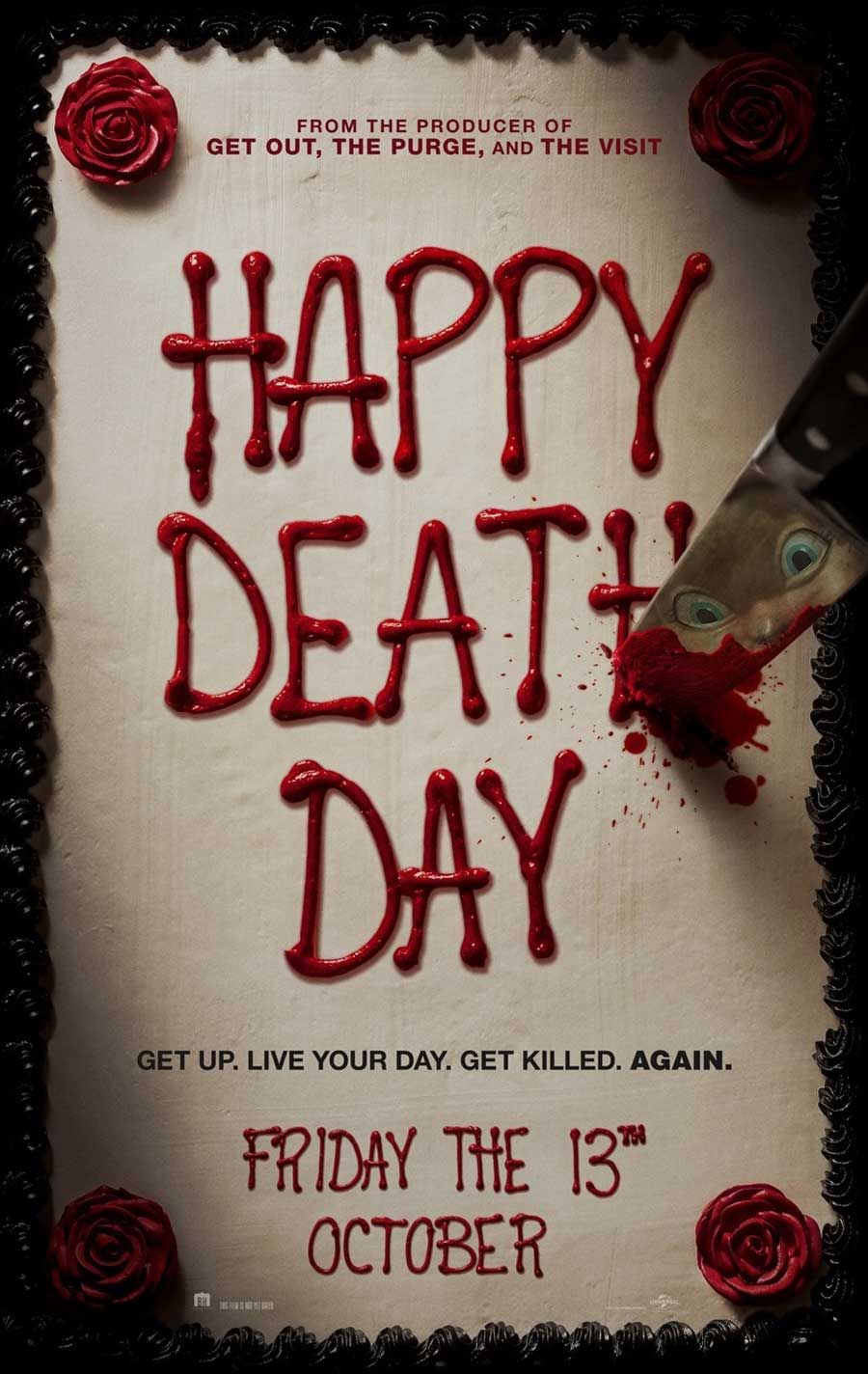 Poster for Death Day