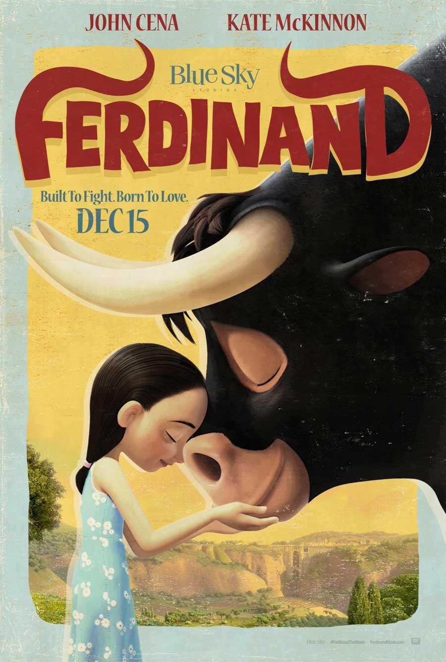 Poster for Ferdinand