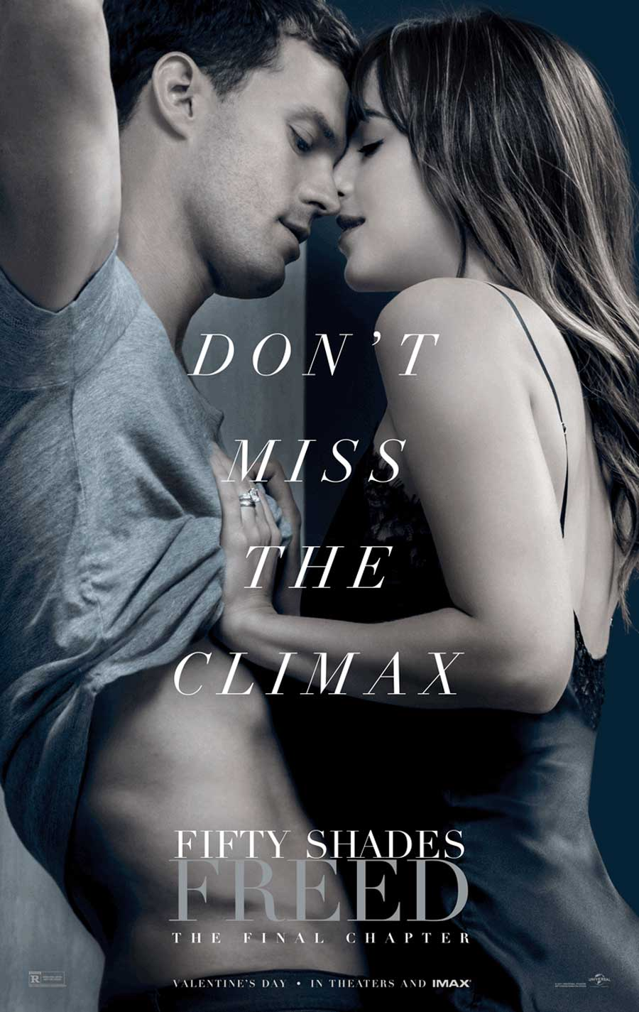 Poster for Fifty Shades Freed