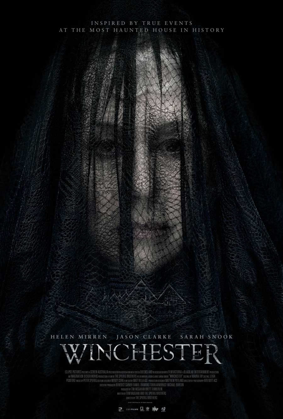 Poster for Winchester