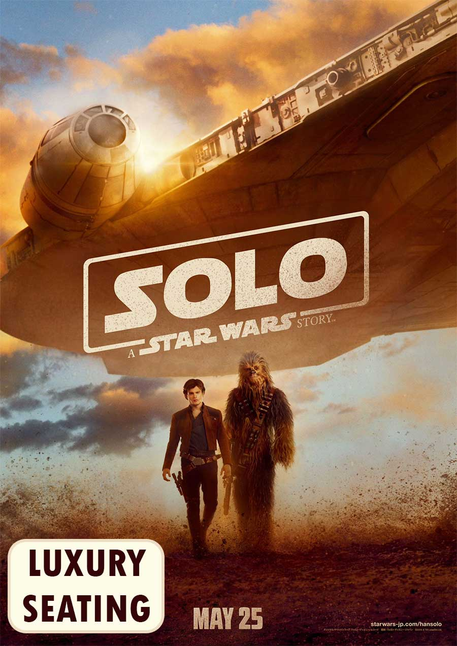 Solo: A Star Wars Story (LUX)