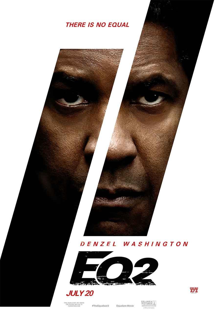 Poster for Equalizer 2 (LUX)