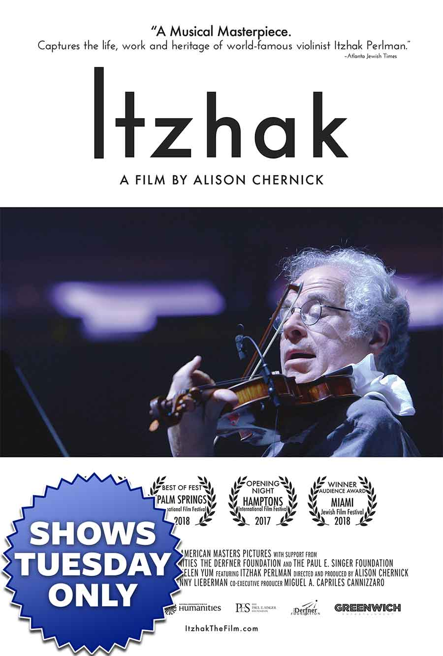 Poster for ITZHAK