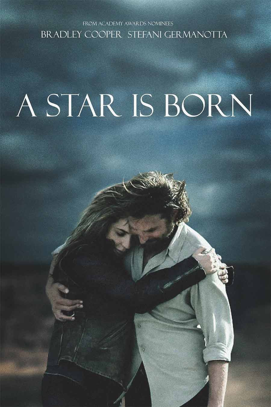 Poster for A Star is Born