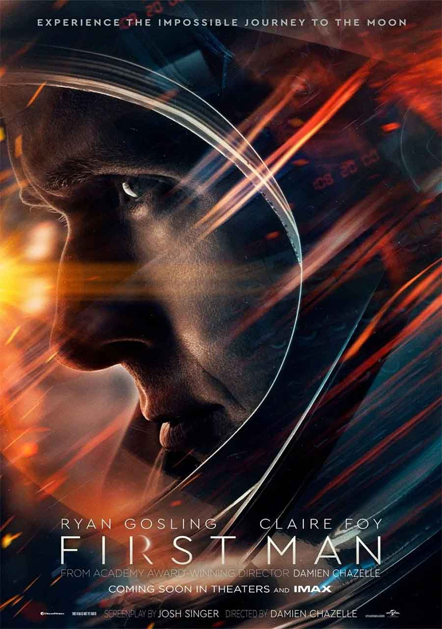 Poster for First Man