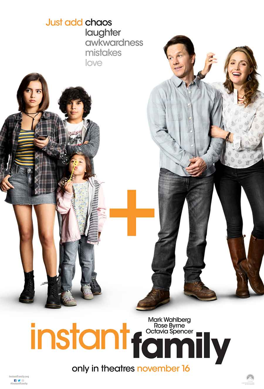 Poster for Instant Family (LUX)