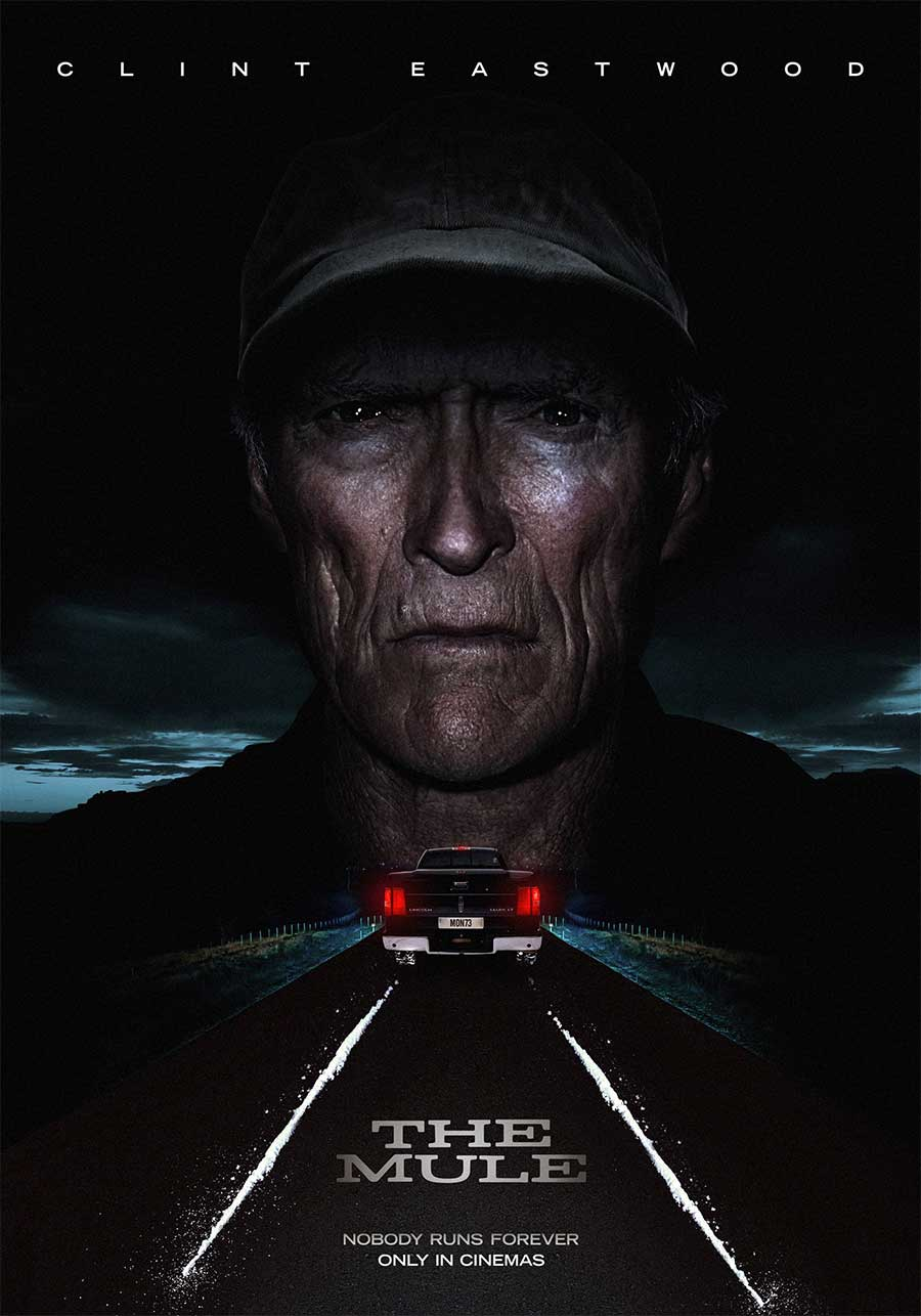 Poster for The Mule (LUX)