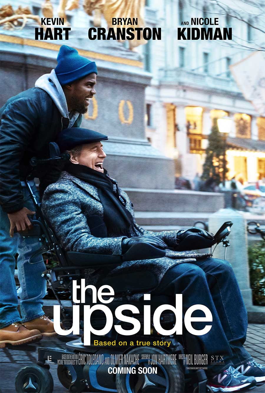 Poster for The Upside