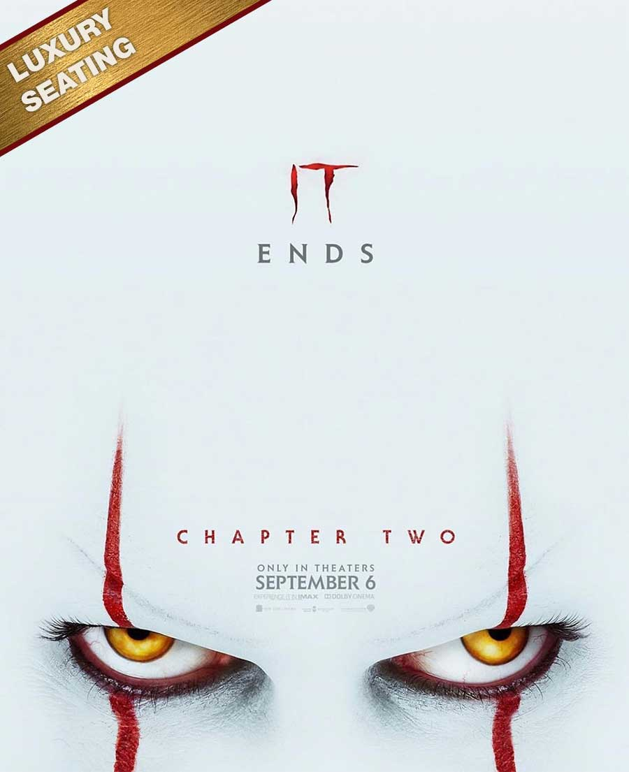 Poster for It: Chapter 2 (LUX)