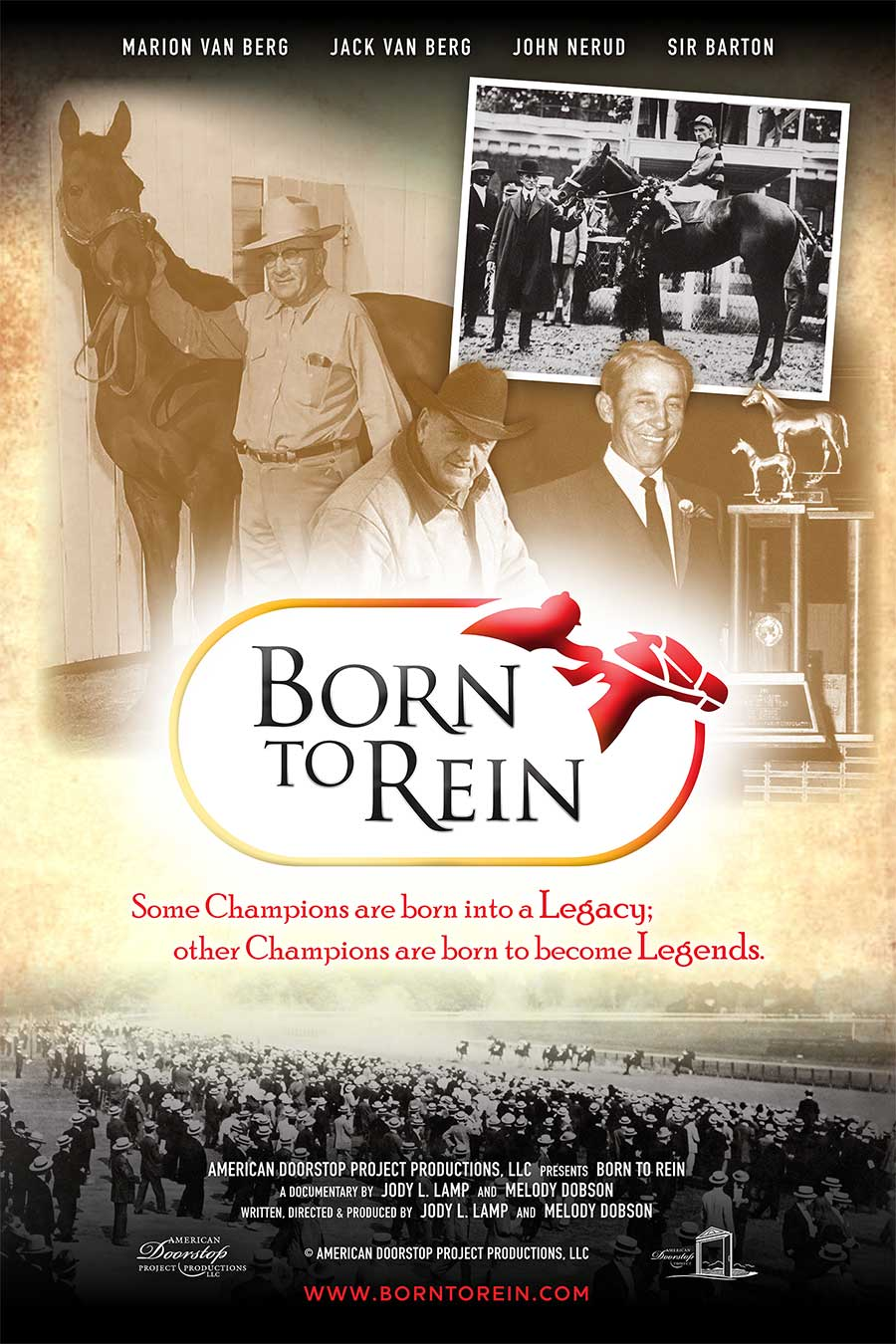 Poster for Born to Rein