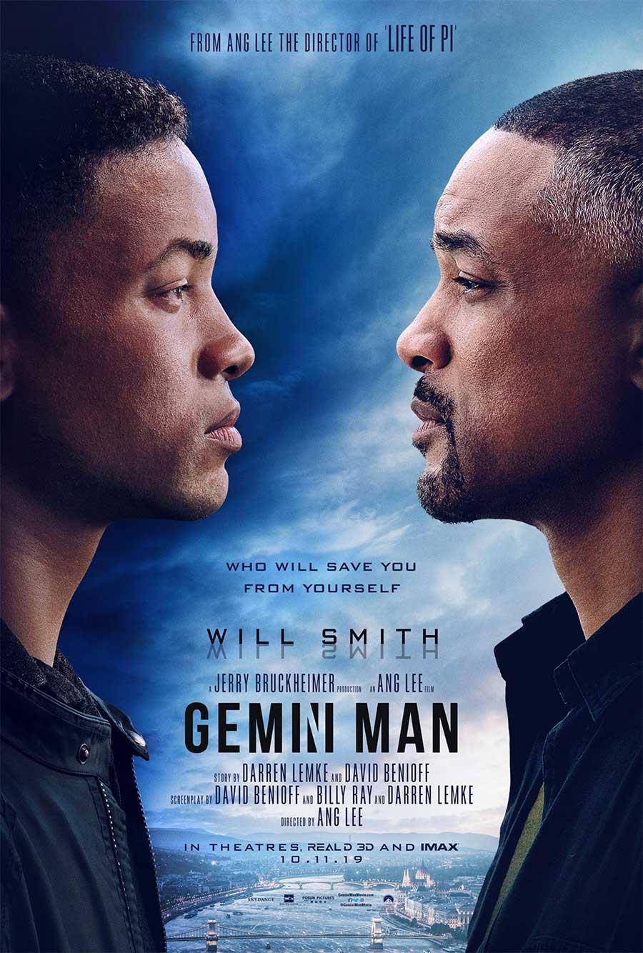 Poster for Gemini Man