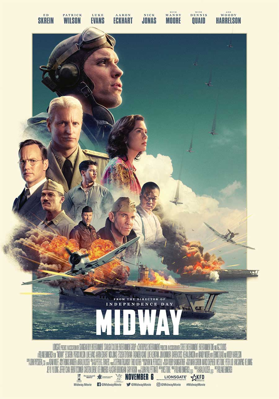 Poster for Midway (LUX)
