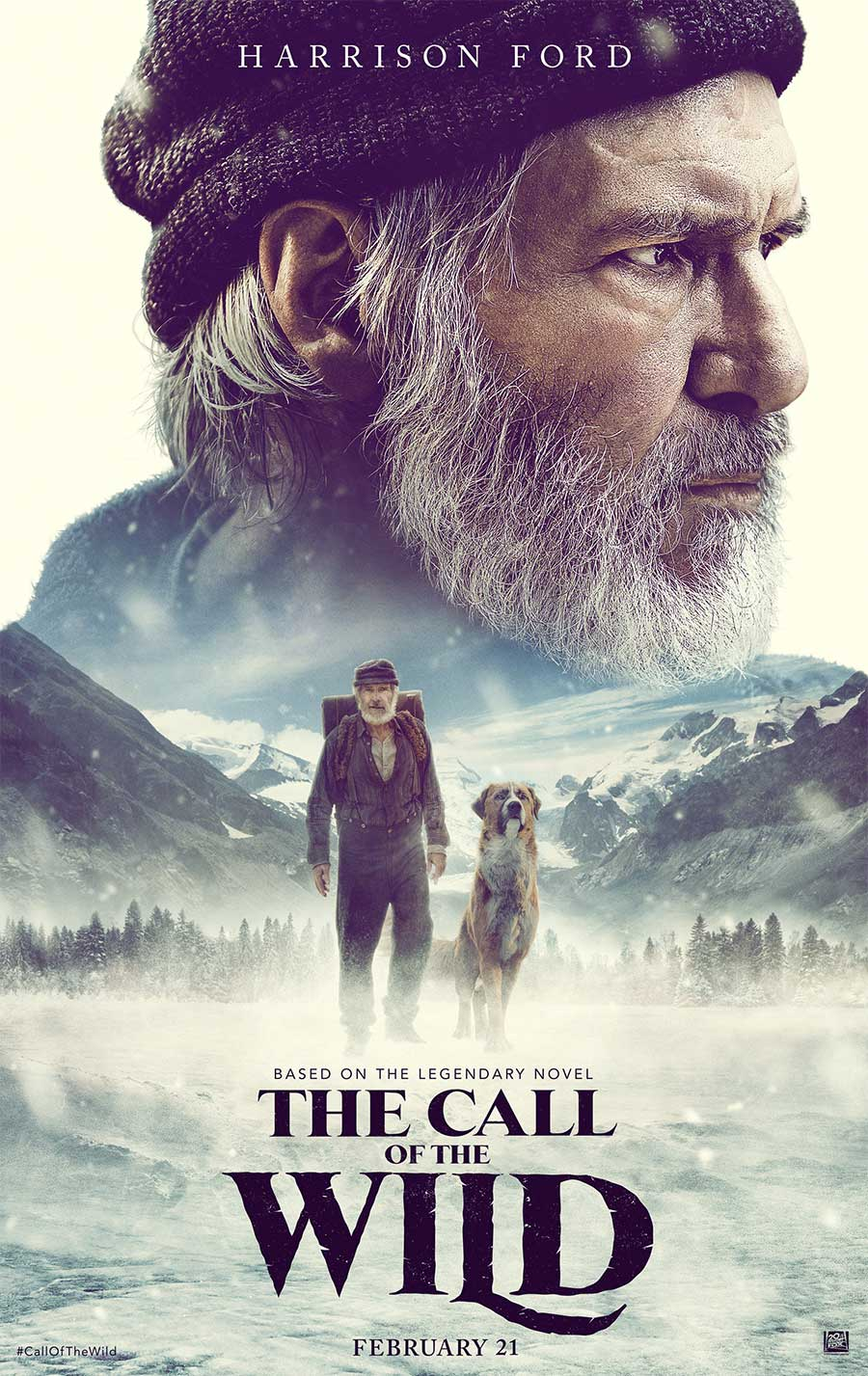 Poster for Call of the Wild