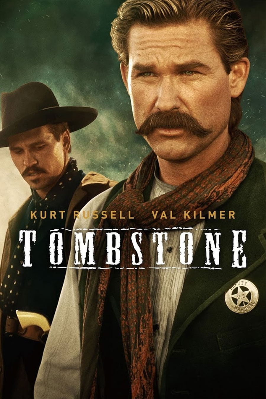 Poster for Tombstone (1993)