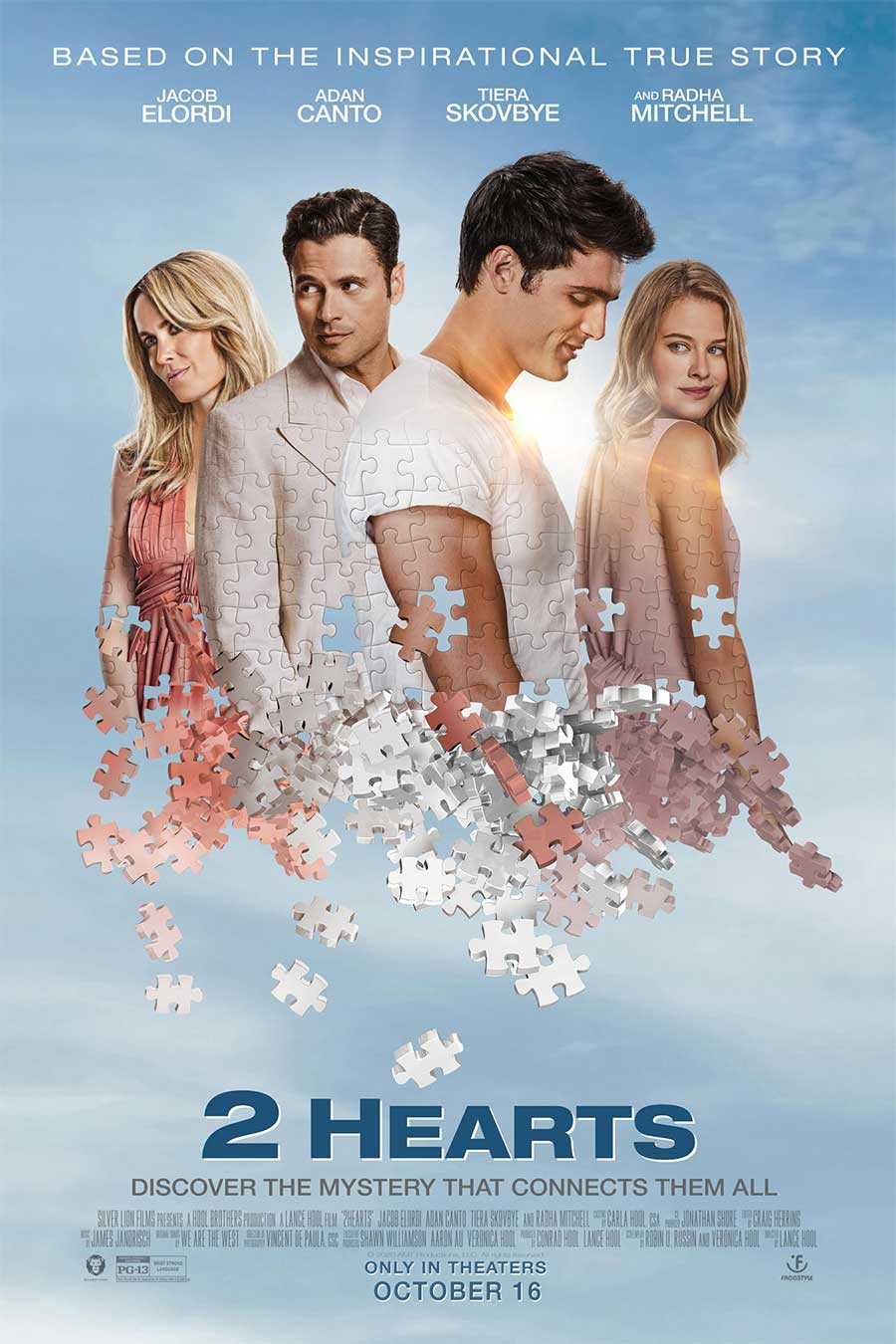 Poster for 2 Hearts