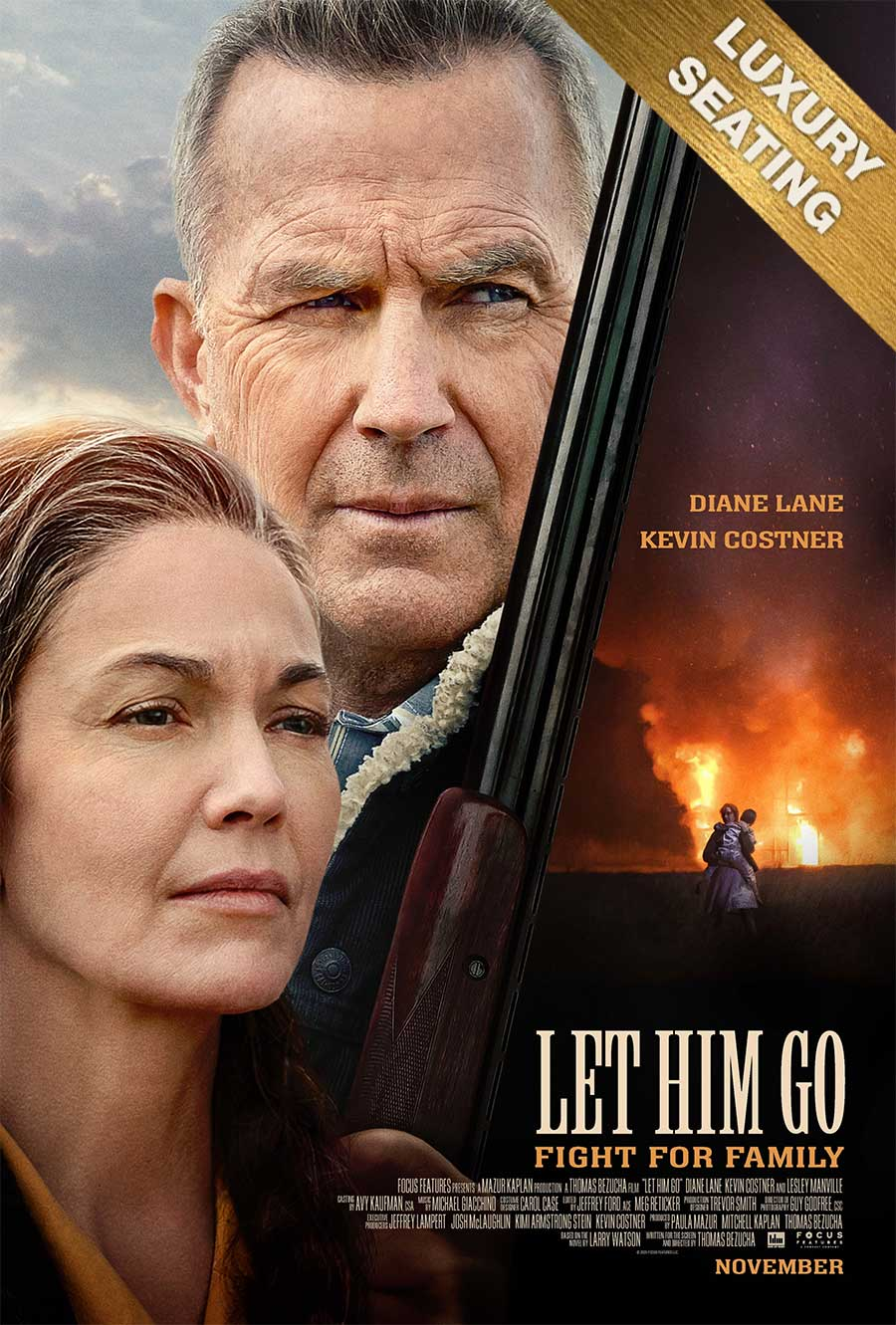 Poster for Let Him Go (LUX)