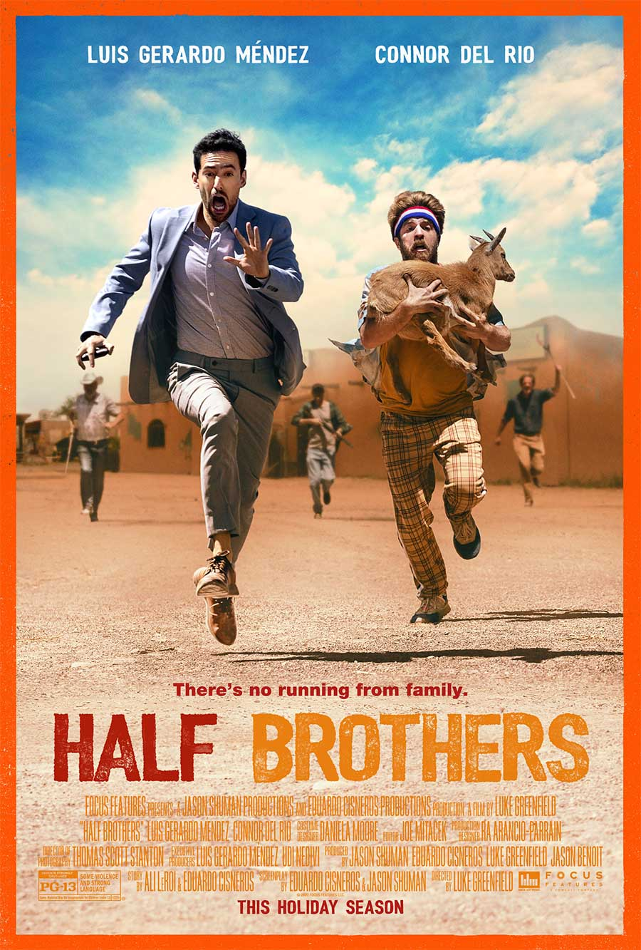 Poster for Half Brothers