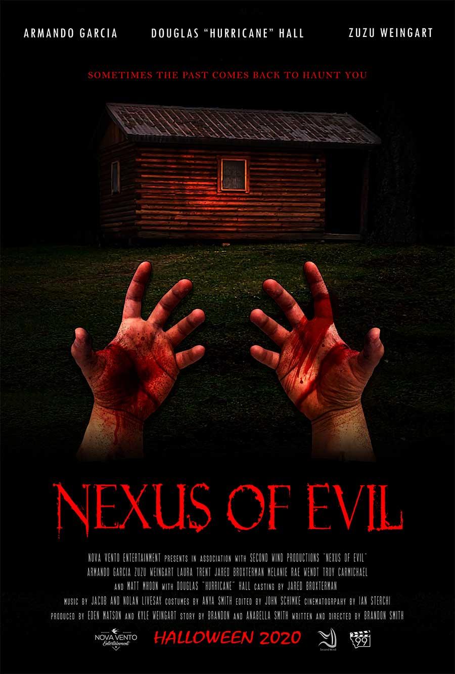 Poster for Nexus of Evil