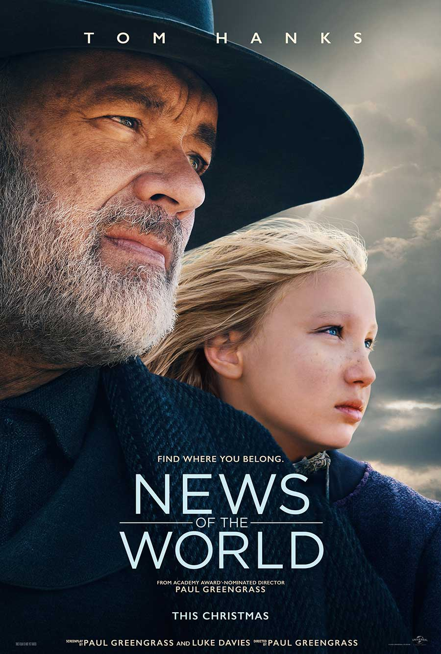 Poster for News of the World (LUX)