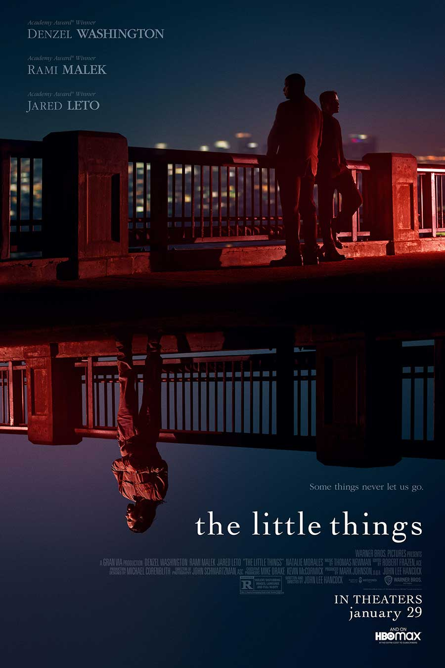 Poster for The Little Things