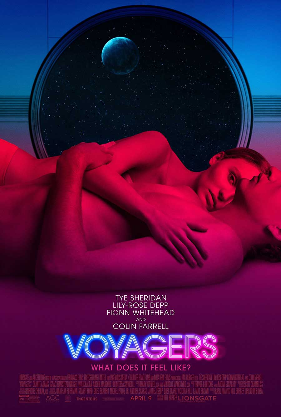 Poster for Voyagers