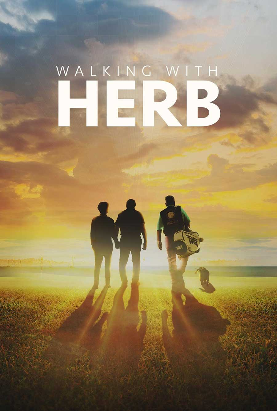 Poster for Walking with Herb