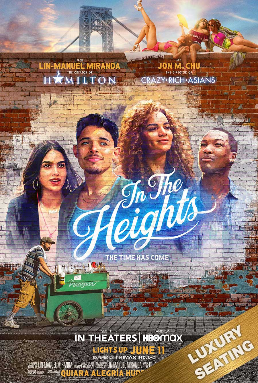 Poster for In The Heights (LUX)