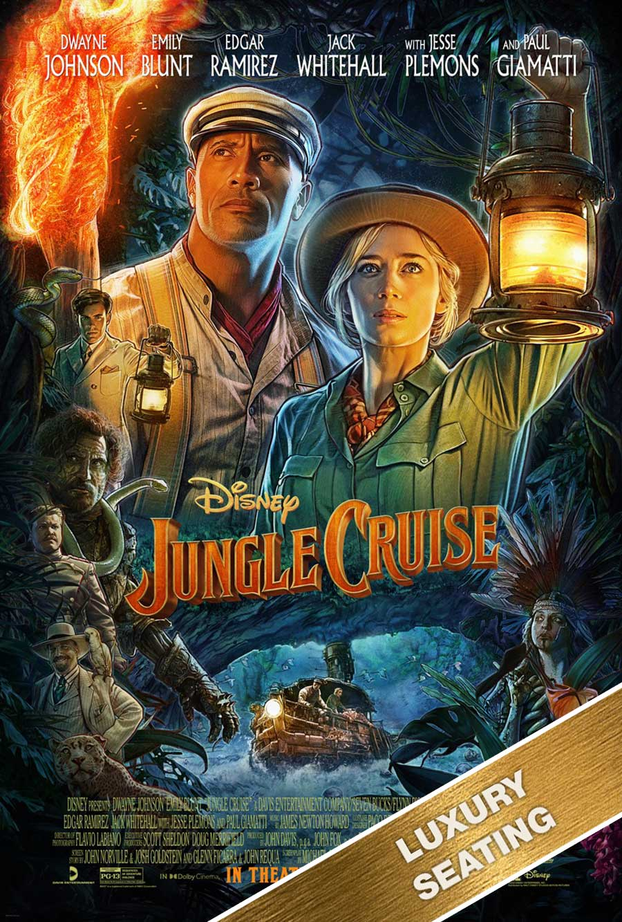 Jungle Cruise (LUX)