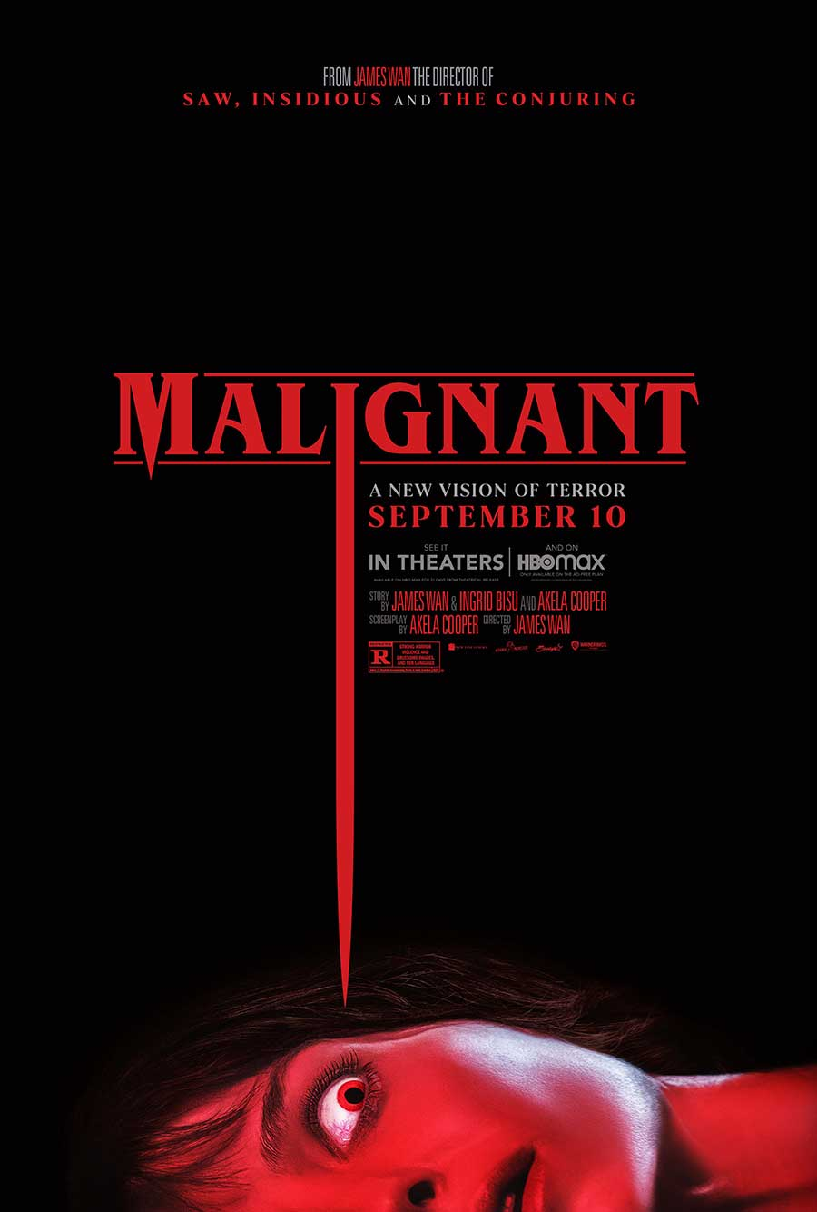 Poster for Malignant