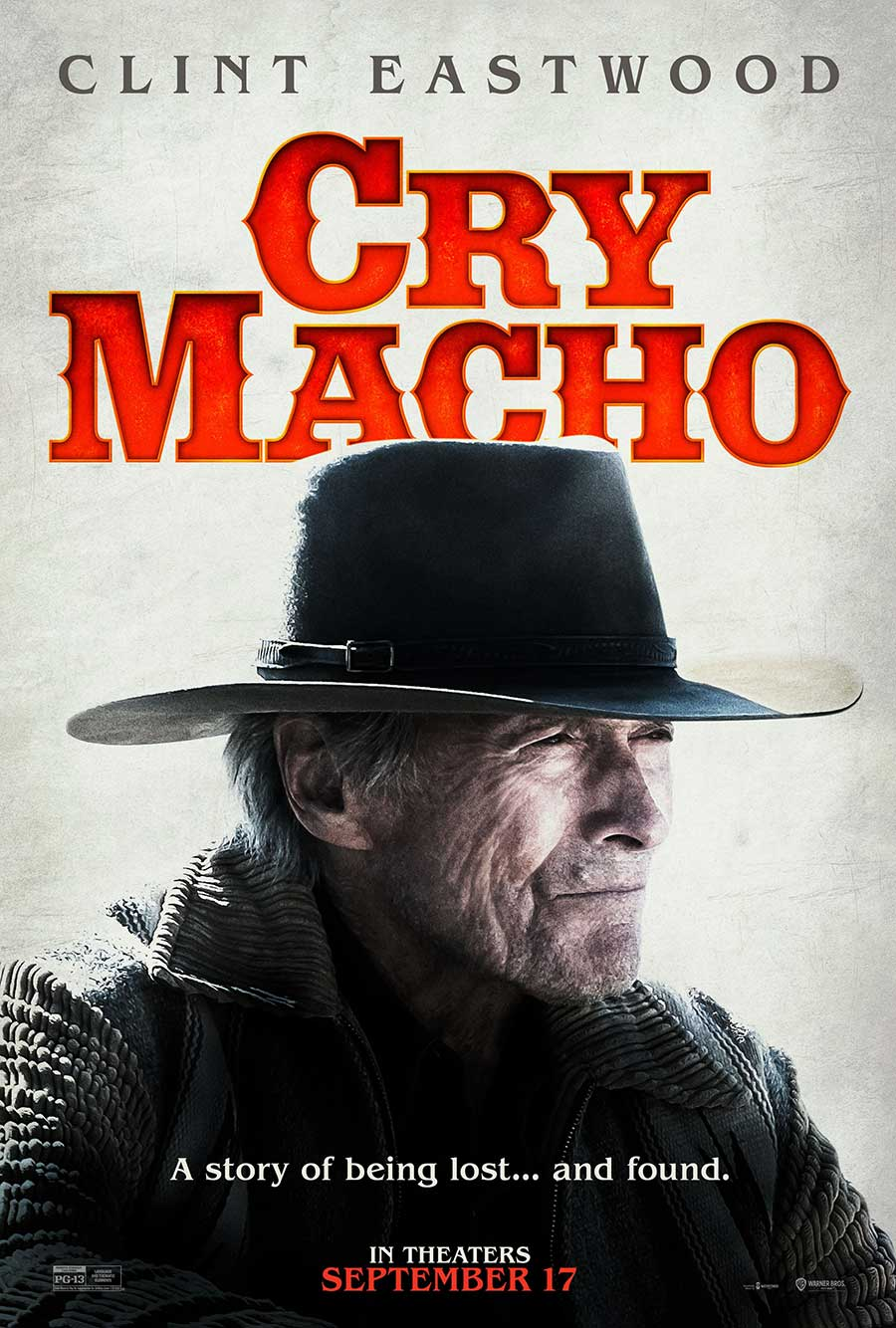 Poster for Cry Macho (LUX)