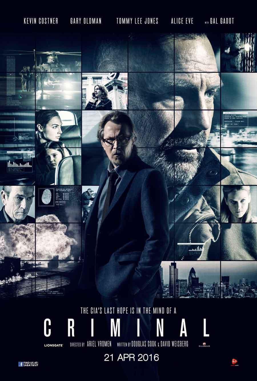 Poster for Criminal