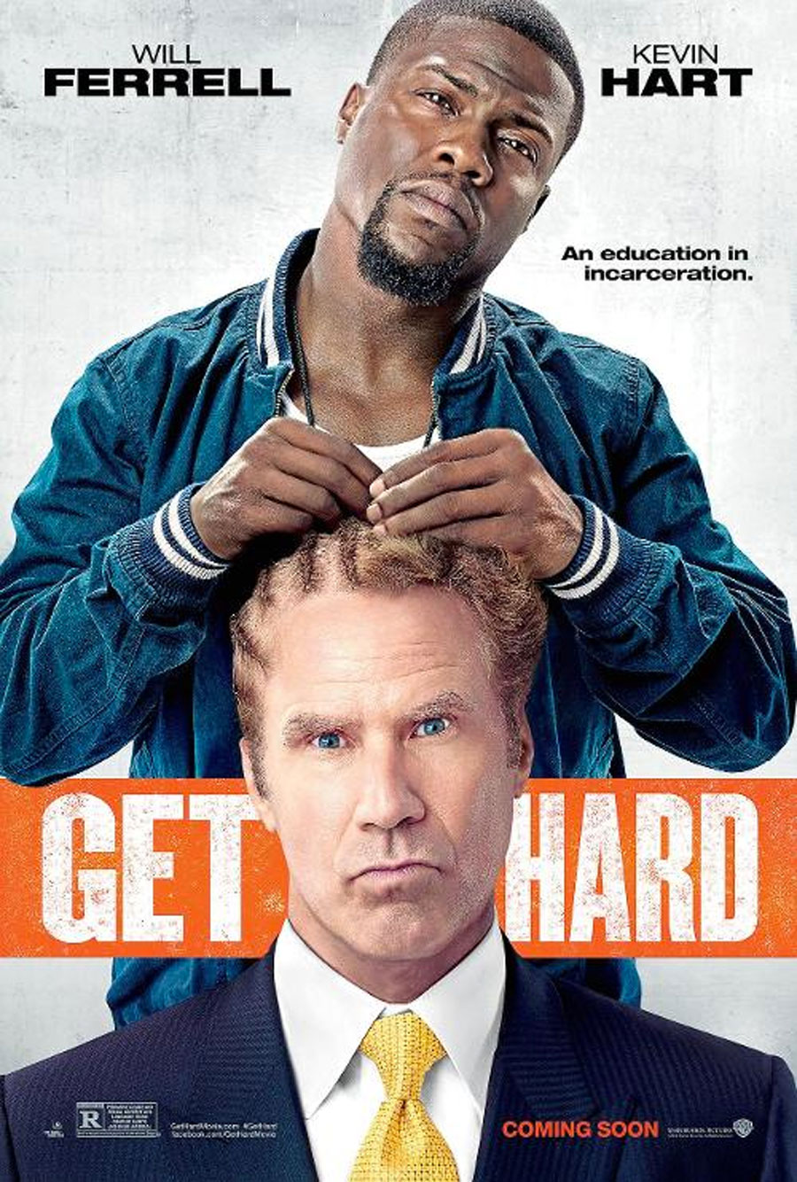 Poster for Get Hard