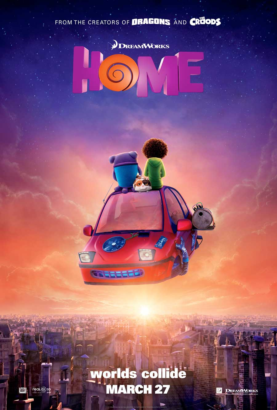 Poster for Home