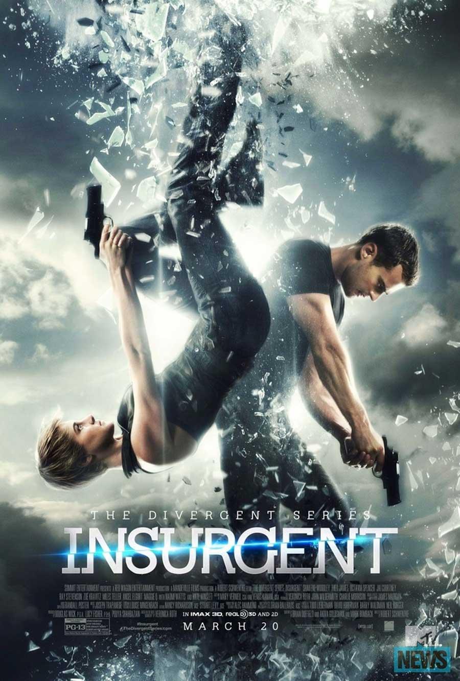 Poster for Insurgent