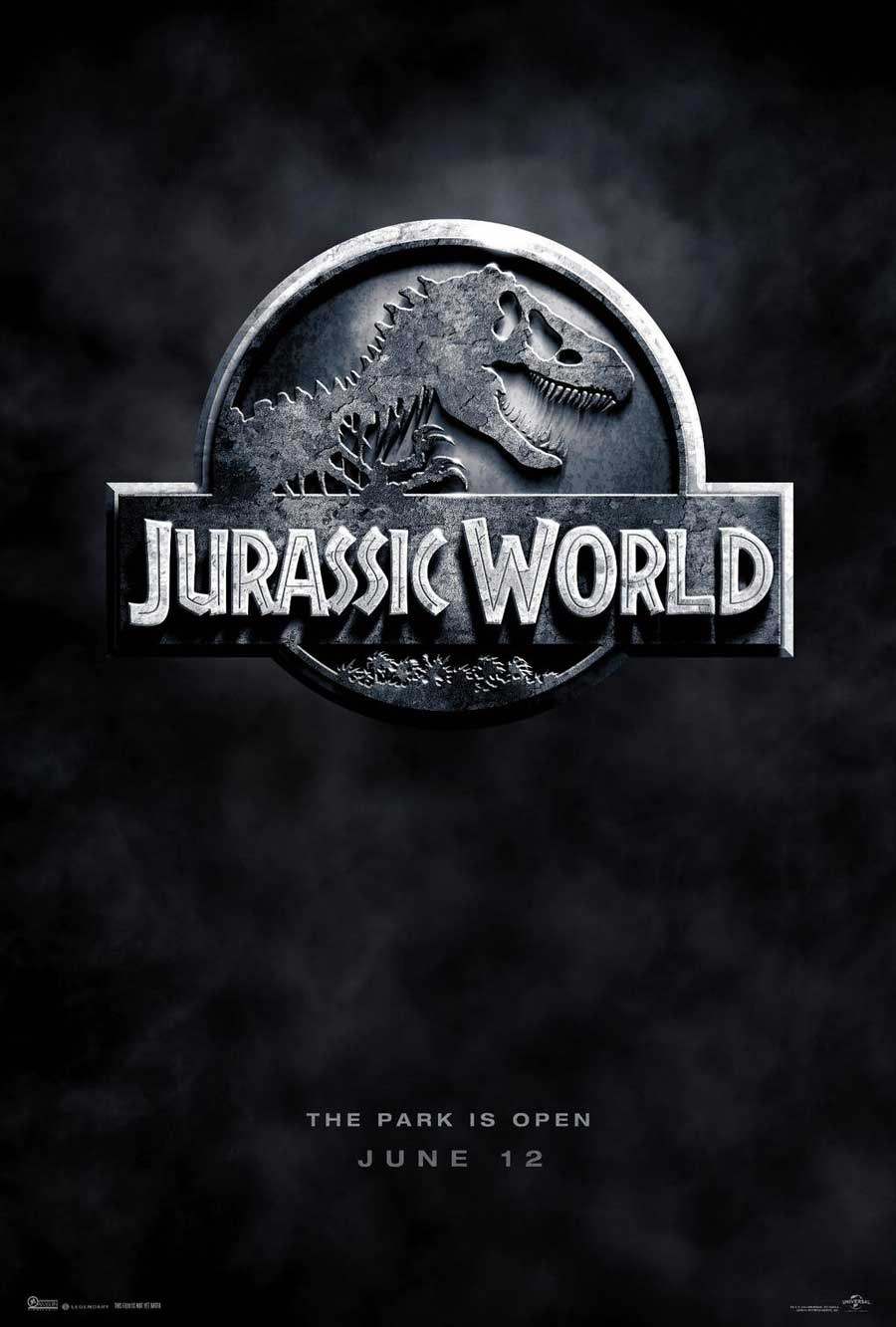 Poster for Jurassic World