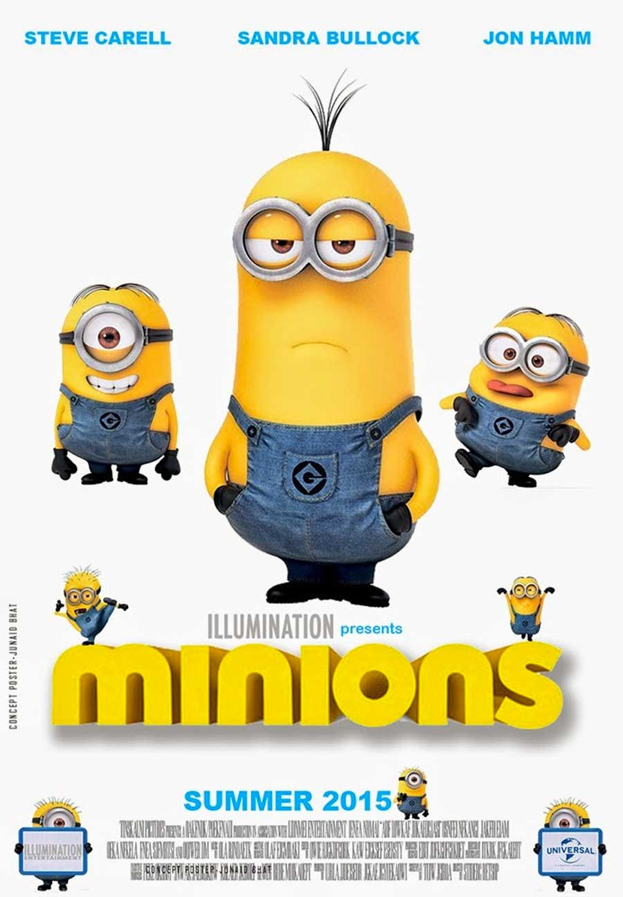 Poster for Minions