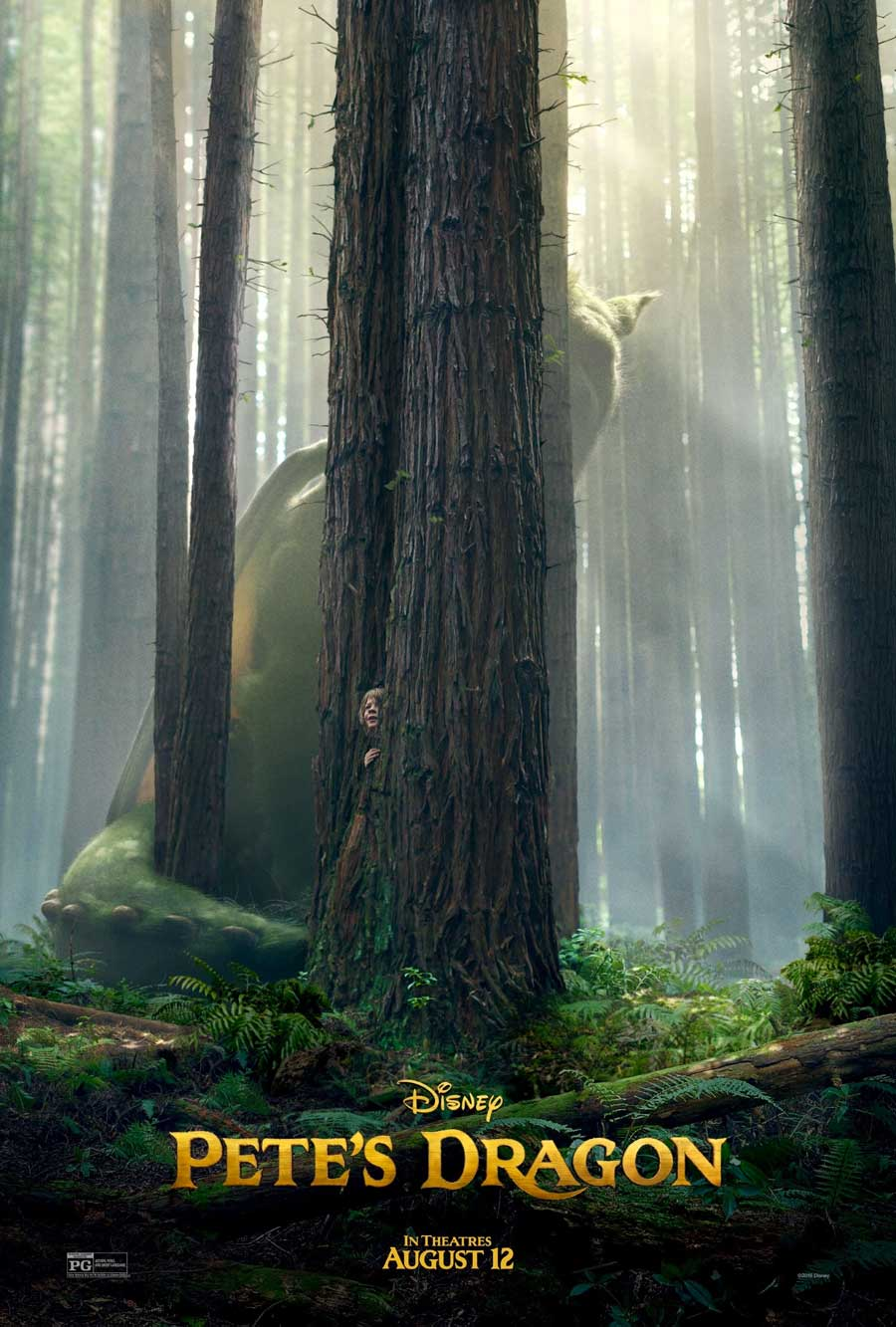 Poster for Pete's Dragon