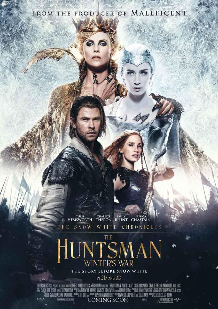 Poster for The Huntsman: Winter's War