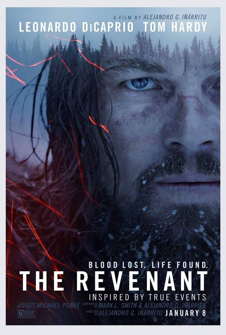 Poster for The Revenant
