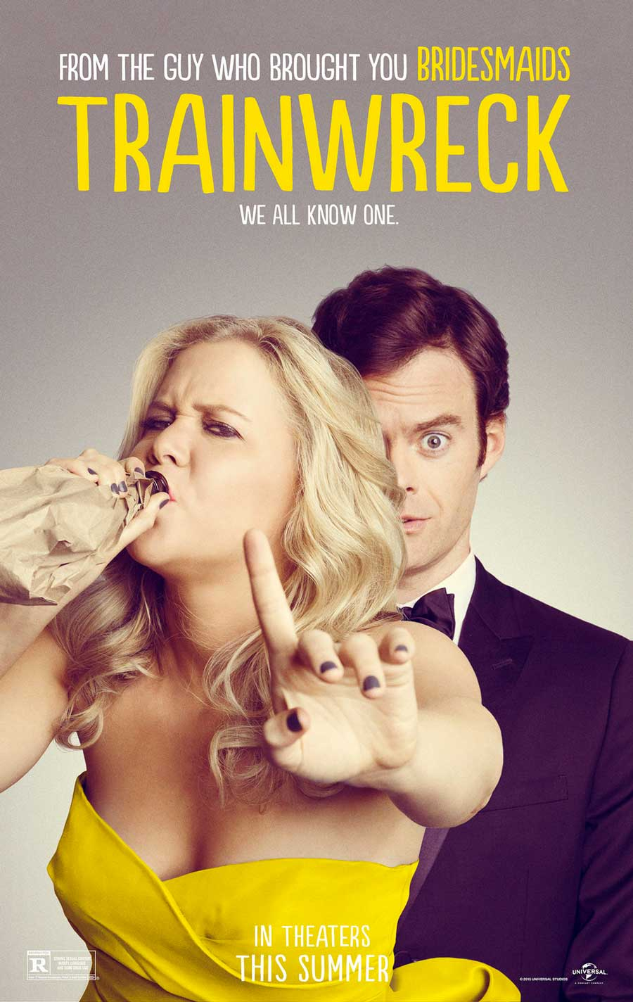 Poster for Trainwreck