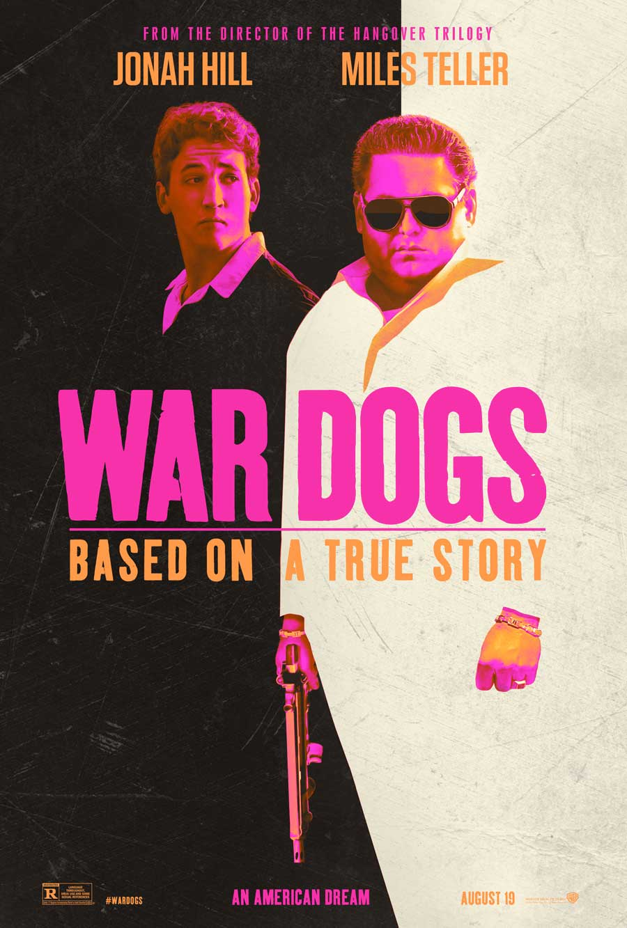 Poster for War Dogs